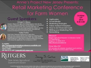 Retail Marketing Conference 10 15 14