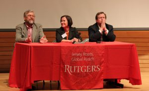 Photo of panel discussion.