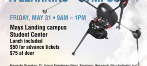 Atlantic-Cape Community College Offers DRONE DAY – A Learning Symposium