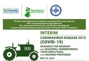 Cover 5-20-2020 NJ DOH Interim Guidance for Migrant-Seasonal Farmworkers